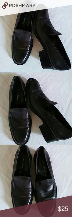 Via Spiga Loafers Sz 6M Preowned Via Spiga Shoes Flats & Loafers