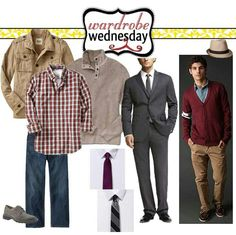 What to Wear for Senior Pictures-Guys