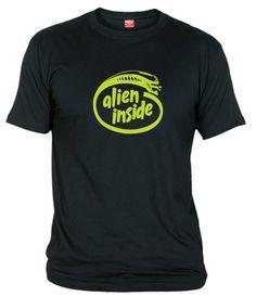 Si te gusta Intel y te gusta Aliens, esta es tu camiseta ideal.