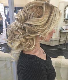 Bridesmaid hair or hair as wedding guest