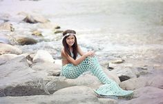 Ravelry: Mermaid Tail Photography Prop pattern by Crochet by Jennifer