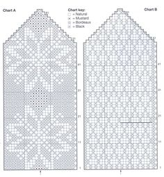 Mittens snowflake pattern in a classic norwegian style. Crochet Baby Mittens, Knitted Mittens Pattern, Crochet Baby Blanket Beginner, Chunky Knitting Patterns, Bead Loom Patterns, Crochet Baby Booties, Knit Mittens, Knitting Charts, Free Knitting