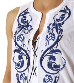 Wear To Buy - Odd Molly Rise Above Tank Blouse, $115.00 (http://www.weartobuy.net/odd-molly-rise-above-tank-blouse/)