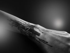 cyber tattoo by Arnhem919 on DeviantArt