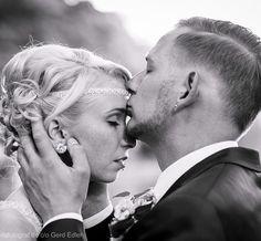 Hochzeitsfotos   Portrait