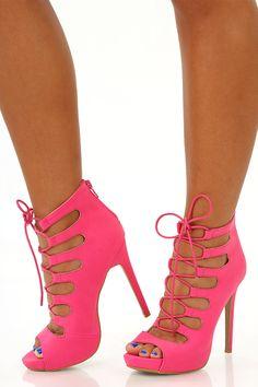 Pink Heels Canada