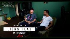 Lions Head im Interview bie Yagaloo.TV zum Debütalbum