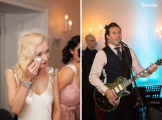Kristyl and Ben's Wedding featuring Miss Monroe!!