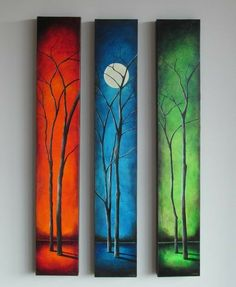 paintings by Tina Palmer. Working with fine art galleries across the U., Original paintings by Tina Palmer. Working with fine art galleries across the U., Original paintings by Tina Palmer. Working with fine art galleries across the U. Sunrise Painting, Moon Painting, Painting On Wood, Painting & Drawing, Painting Flowers, Painting Tools, 3 Canvas Painting Ideas, Canvas Ideas, Painting Trees On Walls