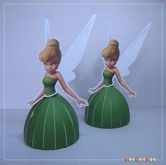 Porta Bombom Tinker Bell
