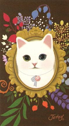 Jetoy Kittenz - Romantic Card 018
