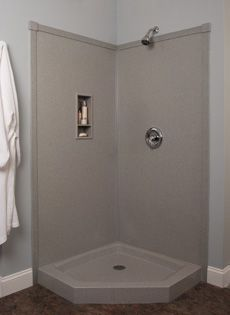 Transolid Solid Surface Shower Walls Shower Pans Custom Shower