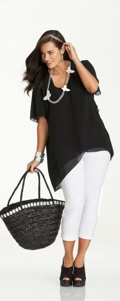 Plus size fashion.my size.com