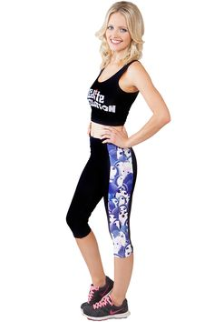 LDC Penguins 3/4 Tights XL - $75 AUD