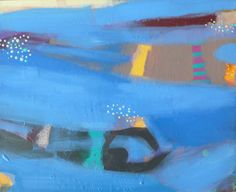 becky blair * artist - paintings: take the plunge
