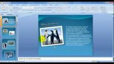 Powerpoint Präsentation erstellen - Tutorial - YouTube