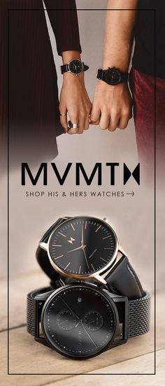 We believe style shouldn't break the bank. Join the MVMT. Mvmt Watches, Watches For Men, Teenage Boy Fashion, Couple Watch, Citizen Watch, Elegant Chic, Jewelry Accessories, Unique Jewelry, Swagg