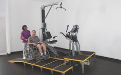 SportsArt :: ICARE  Relearn walkiing ICARE training can help individuals regain or retain the flexibility and strength required for walking.  CLINICAL APPLICATIONS Stroke, Hip fracture, Traumatic brain injury, Amputation, Joint replacement, Parkinson's disease..etc