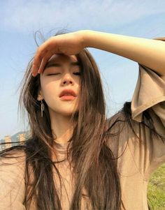 The Chinese girl is so beautiful, her face is so beautiful that her daughter also wants to faint! Ulzzang Korean Girl, Cute Korean Girl, Asian Girl, Ullzang Girls, Cute Girls, Korean Aesthetic, Aesthetic Girl, Korean Beauty, Asian Beauty