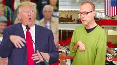 The True Story: Donald Trump Did Not Mock a Reporter's Disability – CATHOLICS 4 TRUMP