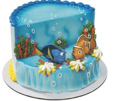 Finding Nemo Cake cool idea bro