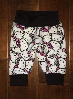 A personal favorite from my Etsy shop https://www.etsy.com/listing/253435770/hello-kitty-pants