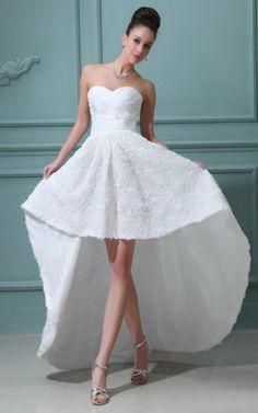 Brautkleider A-Linie