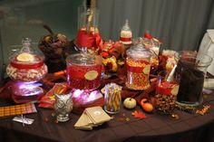 autumn candy bar