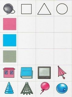Printable logic activities for kids Math and logic sheets Math activities for kids Logic worksheets for children Favorite math activities for kids Preschool math activities for kids Preschool At Home, Preschool Worksheets, Learning Activities, Preschool Activities, Kids Learning, Puzzles For Toddlers, Math For Kids, Fun Math, Shape Games
