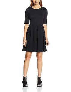 UK 6, Black, Compañia Fantastica Women's Broome Dress NEW