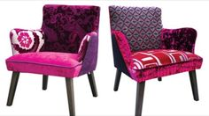 Jimmy Possum chairs - ABSOLUTELY LOVE these chairs...wish I could afford them!