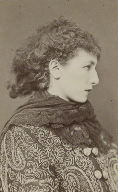 It's 1878 and Sarah Bernhardt does not want to be bothered