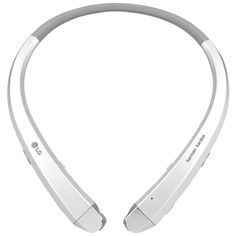 Lg Tone Infinim Wireless Bluetooth Stereo Headset (silver)