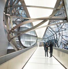 Deutsche Bank Sphere by Mario Bellini Architects