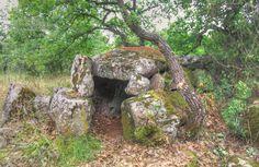 Abbasanta (OR) dolmen Mura'e Putzu. Foto Sergio Melis