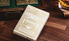 MAKERS, Gold Label Edition Playing Cards