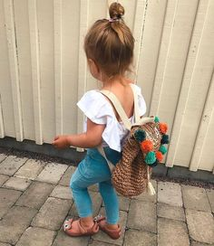The Third Book… You'll have to read Popular and Mine before this to… Toddler Girl Style, Toddler Girl Outfits, Toddler Fashion, Kids Fashion, Toddler Girls, Toddler Hair, Cute Baby Girl, Cute Babies, Baby Kids