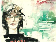 Pandora, Le femmes de Corto Maltese, 1994. Cong Sa, Svizzera. Tutti i diritti riservati