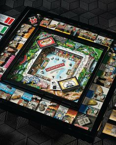 Limited Edition 3D New York City Monopoly By Charles Fazzino