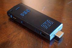 Intel lança mini PC do tamanho de Pen Drive e ainda com Windows 8.1