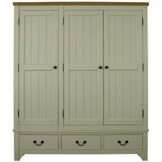 Alterton Furniture Oakleigh 3 Door Wardrobe