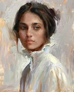 What is Your Painting Style? How do you find your own painting style? What is your painting style? Photo Portrait, Oil Portrait, Portrait Paintings, Portrait Acrylic, Paintings Of Faces, Artistic Portrait, Great Paintings, Portrait Ideas, Beautiful Paintings