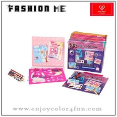 Product Name:fashion sketch portfolio Model:FMBO01 Size:24*26cm Package:1pc/opp
