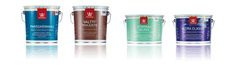 Tikkurila Paint Packages on Behance