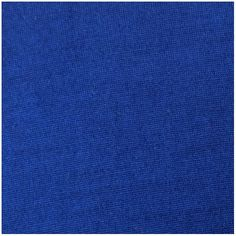 Merino Jersey  Farbe Königsblau