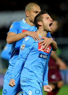 SSC Napoli disappointed with a tie against AS Livorno (Photos)