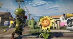 Plants vs Zombies Garden Warfare PC launch trailer
