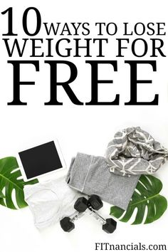 Check out these 10 ways to lose weight at home for little to no cost. This is a great list with many different options to choose from.