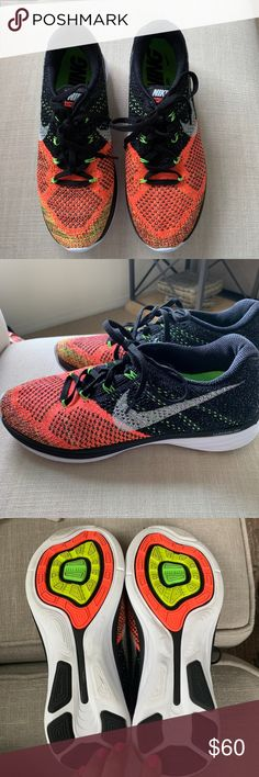 best loved fdc3b 10da6 Nike Flyknit Lunar 3 Multi-color Running Shoe Nike Flyknit Lunar 3  Multi-color