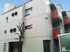 東京都世田谷区マンションの外壁塗装工事の施工後